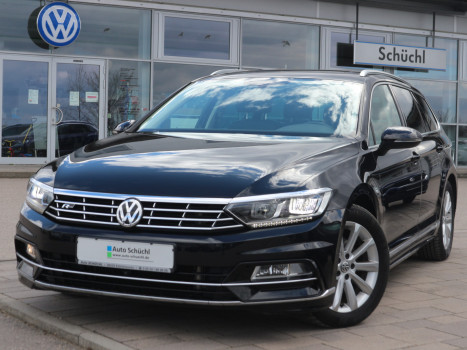 Volkswagen Passat Variant 2.0 TDI SCR DSG HIGHLINE R-LINE GARANTIE+LEDER-NAPPA+NAVI+AREA-VIEW+LED+BLUETOOTH+PANORAMA+ACC+SHZ+PDC 033595